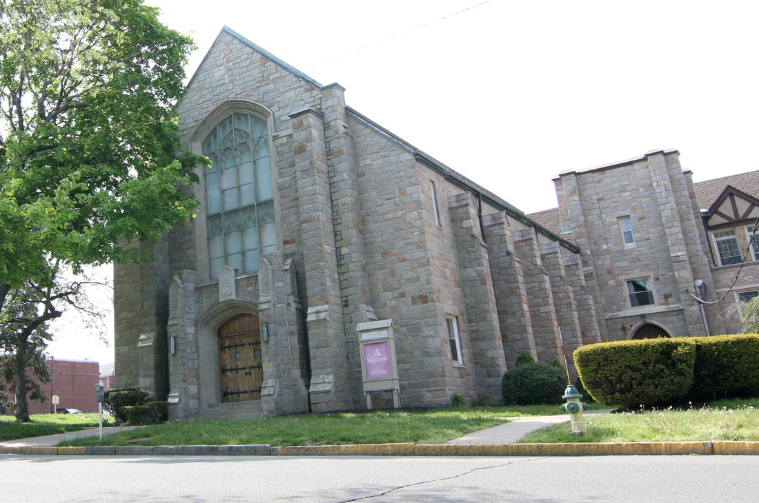 The World Mission Society Church of God in Middletown, Connecticut