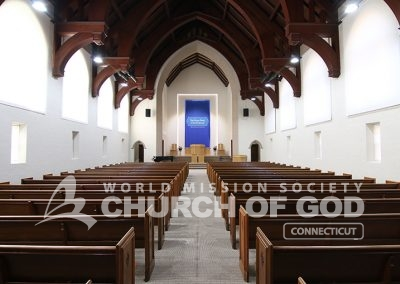 World Mission Society Church of God, WMSCOG, Connecticut, CT, Sanctuary, interior