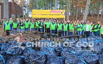 """Mother's Street"" Cleanup Campaign"